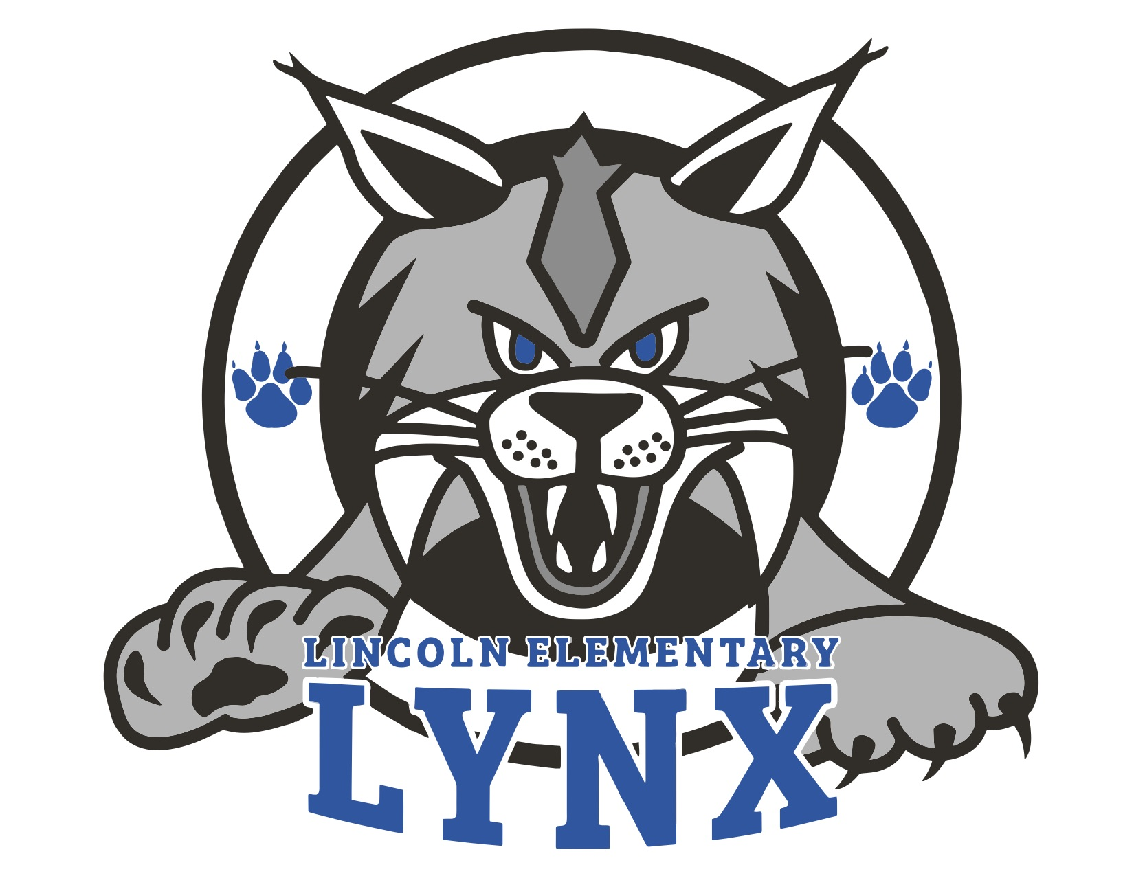 Lincoln Elementary School Logo